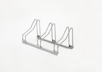 3 Bicycle Parking Stands